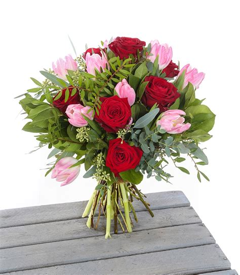 tulips or roses for valentines tulip and buds florists chapelton