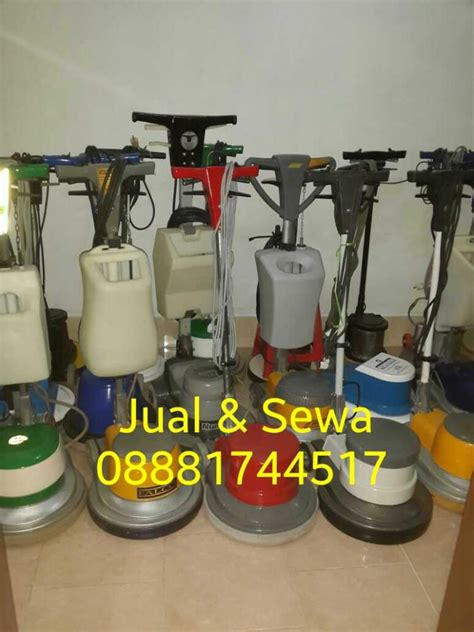 Mesin Cuci Nilfisk info penjualan alat cleaning second 08881744517