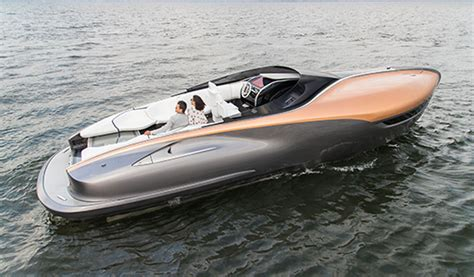 lexus boat marquis yachts toyota and lexus partner to build in a