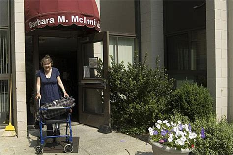 A New Home For The Homeless Barbara Mcinnis House Boston Com