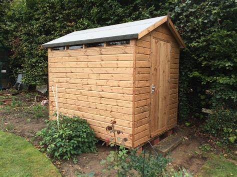 How To Secure A Shed by Security Shed Mb Garden Building