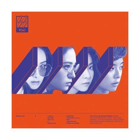 Cd Monday Kiz 4th Album Ru T f x fx 4 walls 4th album cd poster gift