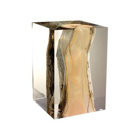 Bathroom Vanities Designs driftwood trunk in acrylic dering hall