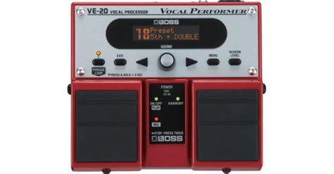 Harga Ve 20 Vocal Effects Processor jual ve 20 vocal effects processor
