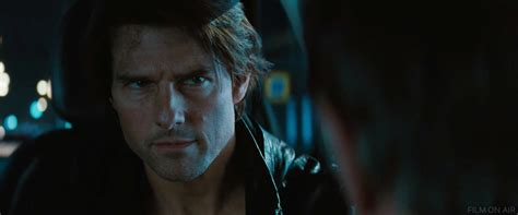 film ghost protocol tom cruise serious in mission impossible 4 ghost