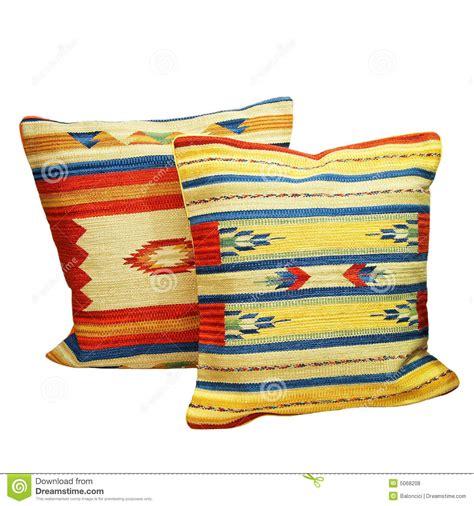 cuscini indiani cuscini indiani fotografie stock libere da diritti