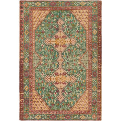 2 x 3 accent rugs artistic weavers cleisthenes teal 2 ft x 3 ft accent rug
