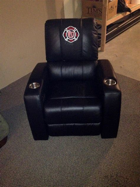 firehouse recliners police custom furniture firehouse custom furniture