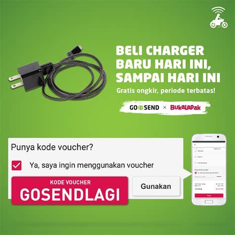 Belanja Elektronik go jek indonesia go send belanja elektronik