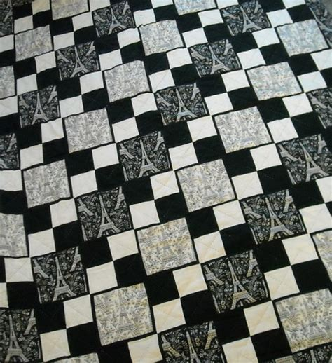 Black Quilt by Black And White Quilts Quilting Gallery Quilting Gallery