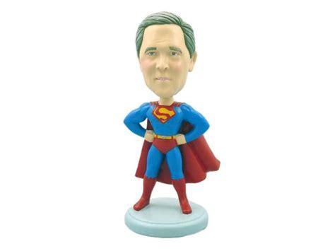 p bobblehead superman bobblehead