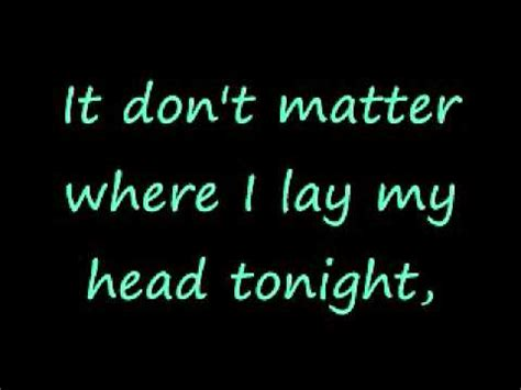 your arms feel like home by 3 doors lyrics