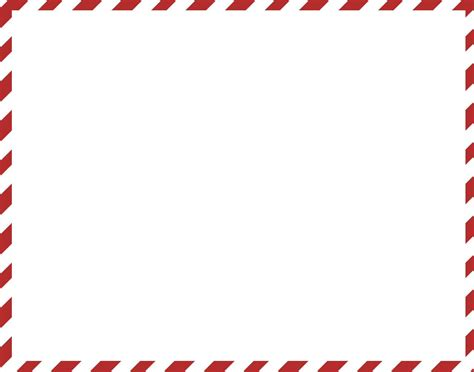 red stripe boarders christmas candy cane border clipart clipart suggest