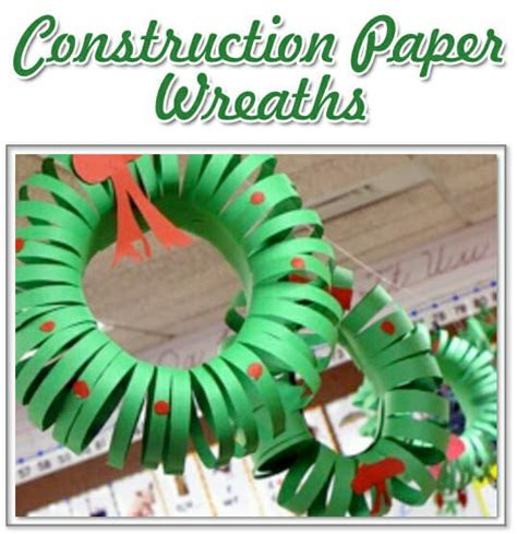 christian christmas art ideas wreath craft teach about keeping to
