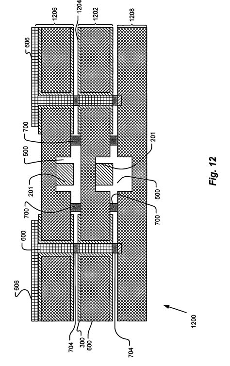 wafer scale integrated circuit patent us7262622 wafer level package for integrated circuits patents