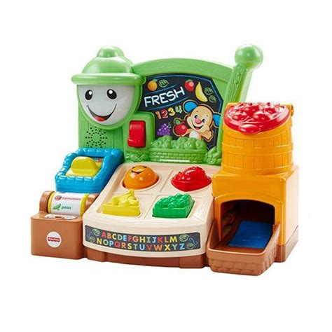 Mainan Bayi Laugh And Learn by Jual Fisherprice Laugh Learn Fruits Learning Market