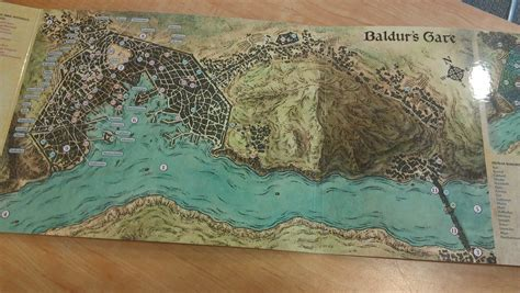 baldur s gate map d d encounters murder in baldur s gate preview