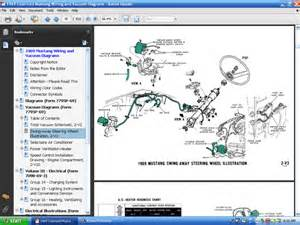 1969 mustang heater control wiring diagram get free