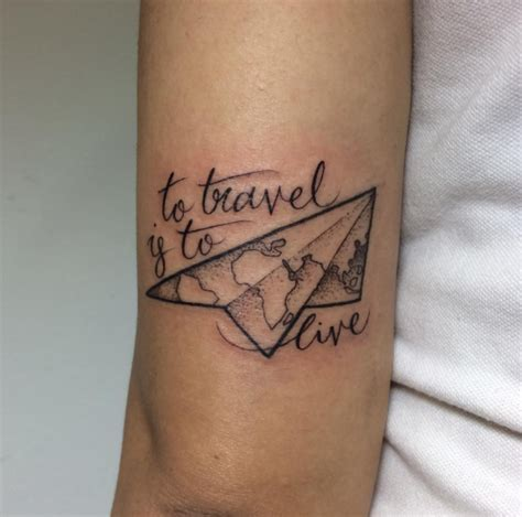 designs to go around name tattoos 101 best travel designs and ideas