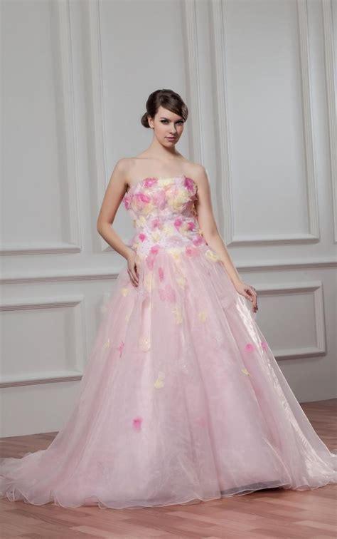 Dress Yasa Pink Dres Fashion Terbaru pink plus size wedding dress pluslook eu collection