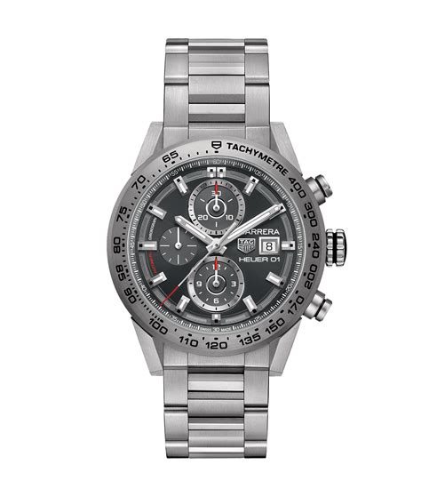Tag Heuer tag heuer calibre heuer 01 automatic chronograph