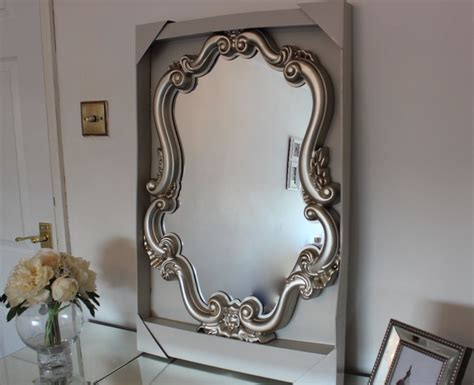 7 Gorgeous Wall Mirrors by Gorgeous Chagne Baroque Living Room Wall Mirror Brand