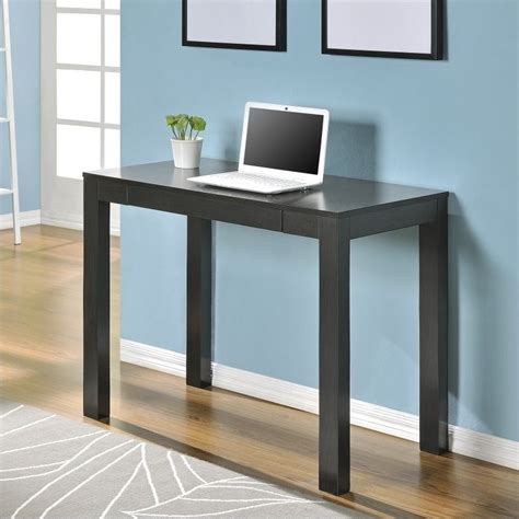 altra furniture parsons writing desk in espresso 9178696