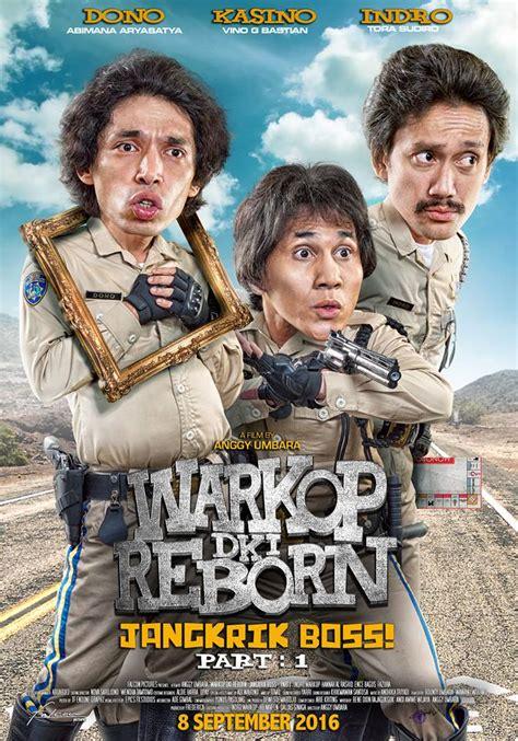 film dono warkop ulasan film warkop dki reborn jangkrik boss part 1