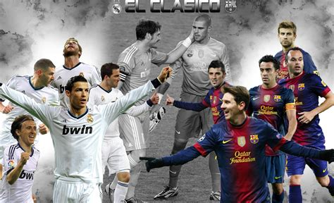 detiksport barcelona vs real madrid real madrid vs barcelona wallpapers wallpaper cave