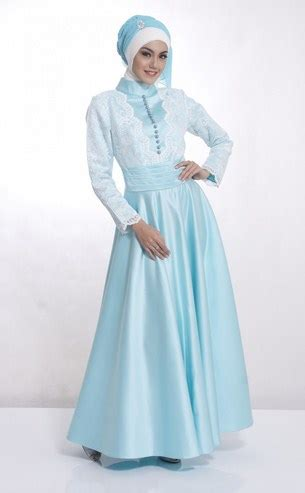 10 baju muslim trendy untuk anak muda terkini