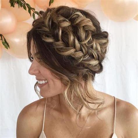 hairstyles for double crown for women 60 crown braid hairstyles for summer tutorials and ideas