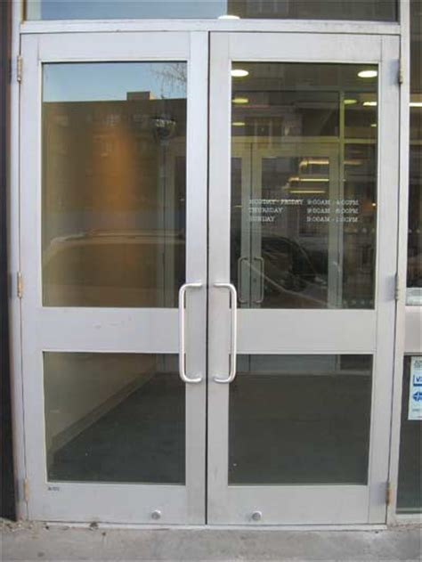 Commercial Exterior Doors With Glass Homeofficedecoration Exterior Commercial Doors