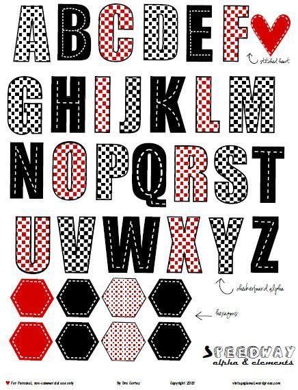 printable alphabet stickers 121 best fonts images on pinterest letters alphabet