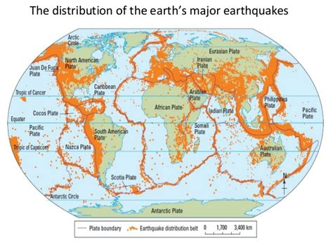 earthquake zones in the world eq and tsunamis