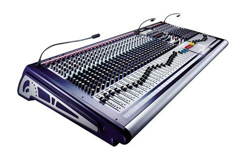 Mixer Soundcraft 32 Channel soundcraft gb4 32 channel mixer console pssl