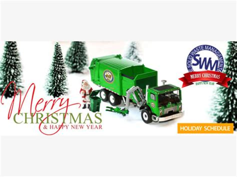 solid waste restarting tree recycling program humble tx