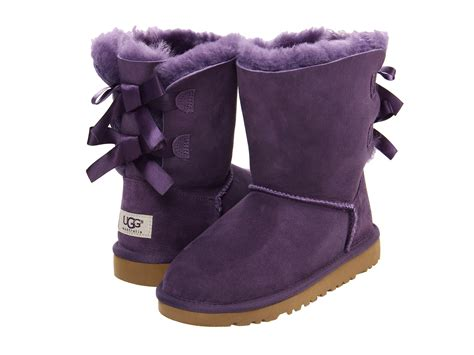 ugg boots with bows ugg bailey bow kid big kid petunia shipped