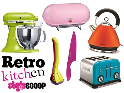 Kitchen Stuff by The Retro Kitchen Stuff To Brighten Up Your Kitchen