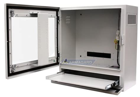 Dust Free Cabinet industrial computer enclosure armagard ltd