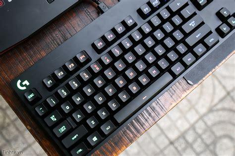 Keyboard Logitech G Pro Tkl ä 225 nh gi 225 logitech g pro keyboard ph 237 m cæ tkl ä 232 n rgb switch romer g tá c ä á cao gi 225 há p l 253