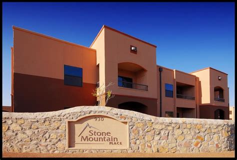 One Bedroom Apartments In Las Cruces Nm by Mountain Place Apartments Las Cruces Nm