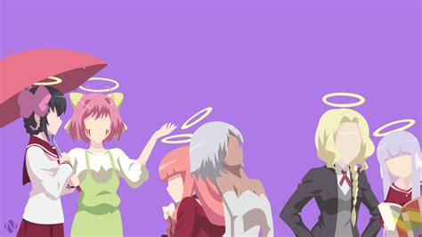The World God Only Knows On The By Wakaki Tamiki the goddesses the world god only knows by ngcc on deviantart