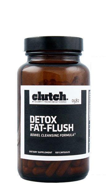 Cellulite Detox by Detox Flush And Clutches On