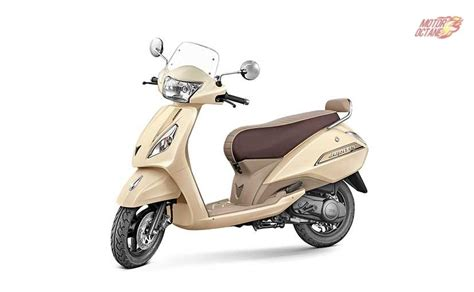 On The Road Amenities Edition by Tvs Jupiter Classic Edition Price Mileage Specs Features