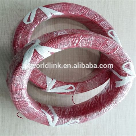 ul1015 copper conductor pvc insulated electric wire and