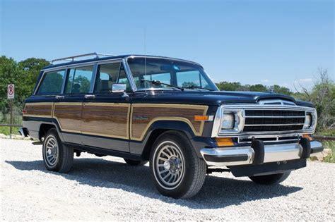 1991 jeep grand wagoneer for sale 1991 jeep wagoneer for sale