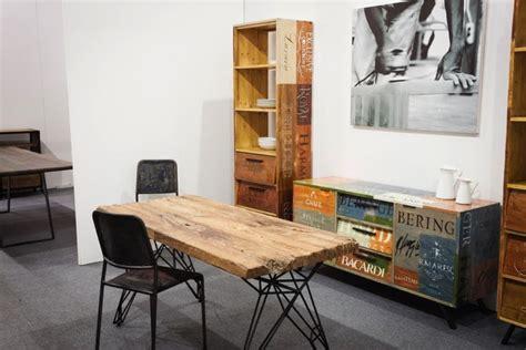 Salon Industriel Design by Deco Industrielle Et Scandinave
