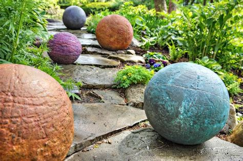 How To Make Decorative Balls 10 Amazing Garden Ideas For Under 1 000 Page 5 Of 11
