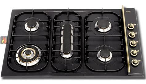 cuisine au gaz ou induction plaque de cuisson 5 feux mixte achat electronique
