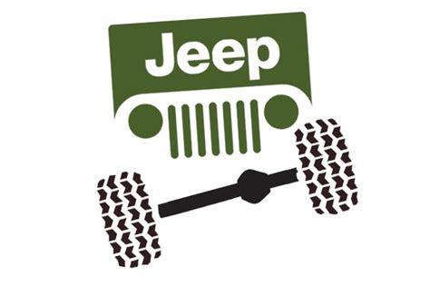 jeep logo stencil lifted jeep silhouette 2003 tj wrangler vinyl